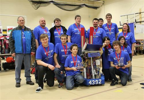 Brimley Robotics Team Info Main Page